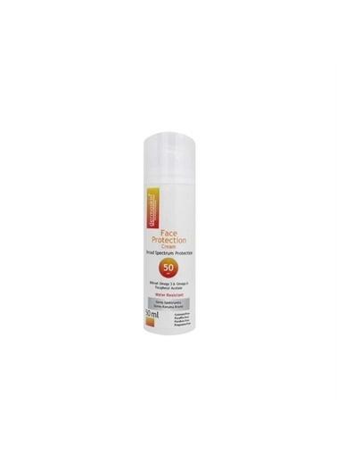 Dermoskin Dermoskin Tüm Cilt Tipleri Için Face Protection Spf50 Cream 50 Renksiz